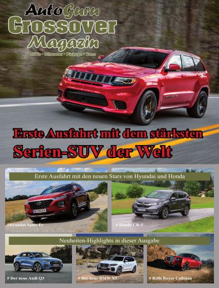AutoGuru Spezial August 04, 2018 00:00
