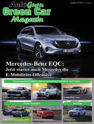 AutoGuru Spezial Green Car 02/2018