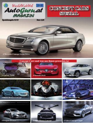 AutoGuru Spezial Concept Cars 01/19