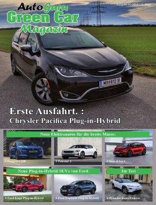 AutoGuru Spezial Green Car 01/2019