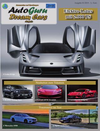 AutoGuru Spezial DreamCars 01/2019