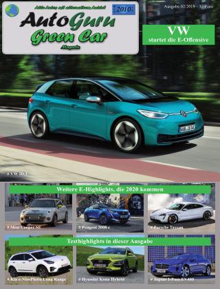 AutoGuru Spezial Green Car 02/2019