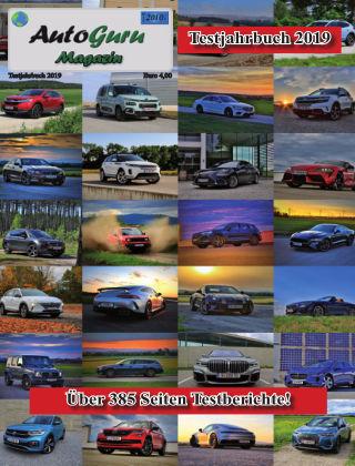 AutoGuru Spezial Testjahrbuch 2019