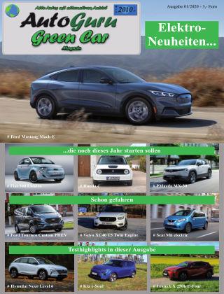 AutoGuru Spezial Green Car 01/2020