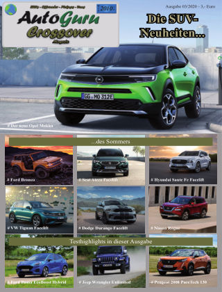 AutoGuru Spezial Crossover 03/2020