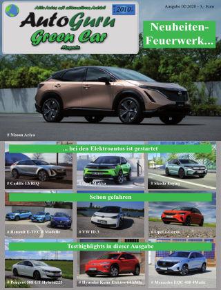 AutoGuru Spezial Green Car 02/2020