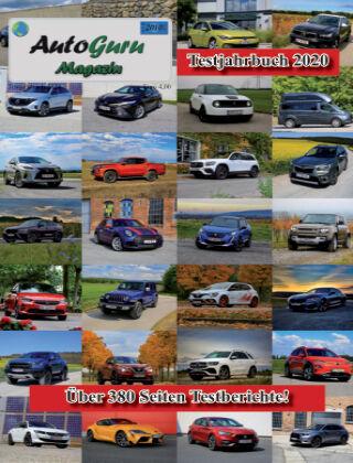 AutoGuru Spezial Testjahrbuch 2020