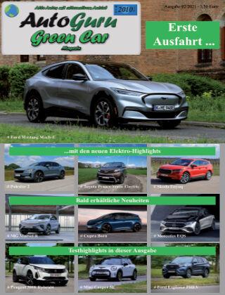 AutoGuru Spezial Green Car 02/2021