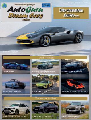 AutoGuru Spezial Dream Cars 01/21