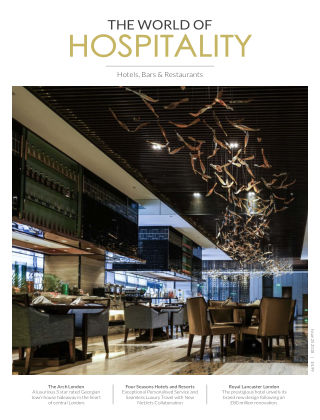 The World of Hospitality Issue 25 2018