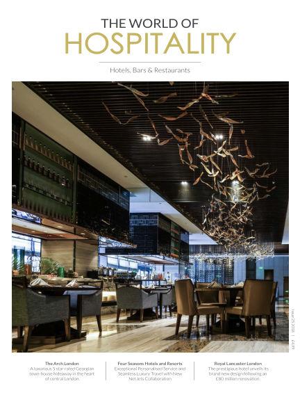 The World of Hospitality January 17, 2018 00:00
