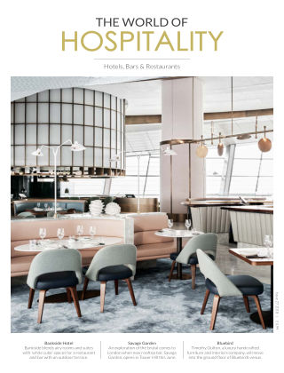 The World of Hospitality Issue 27 2018