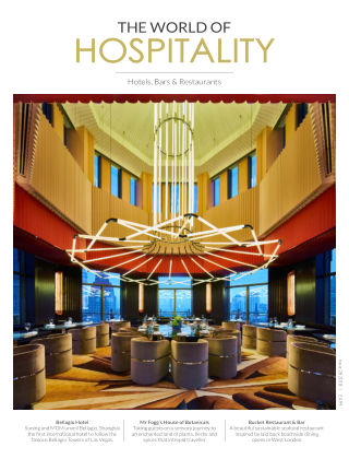 The World of Hospitality Issue 28 2018