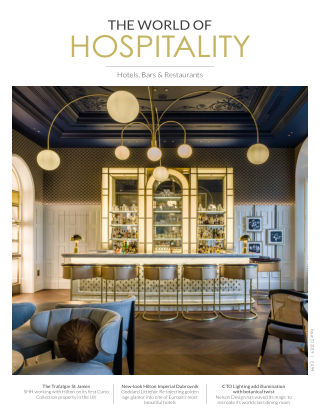 The World of Hospitality Issue 31 2019
