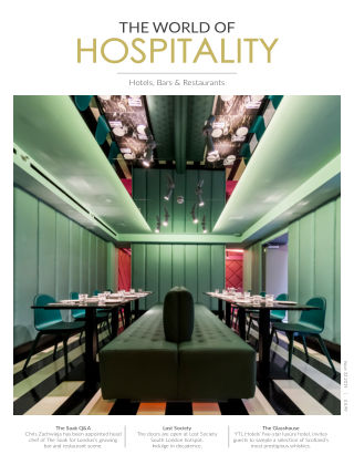The World of Hospitality Issue 33