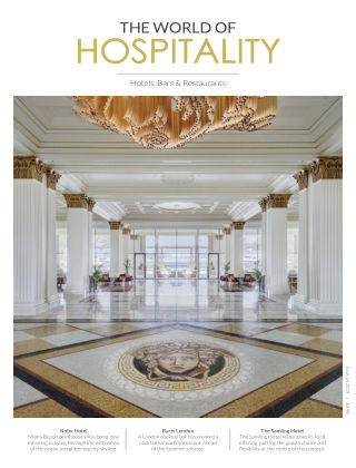 The World of Hospitality Issue 34