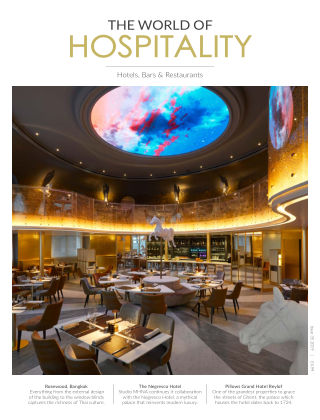 The World of Hospitality Issue 35