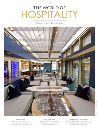 The World of Hospitality Issue 36