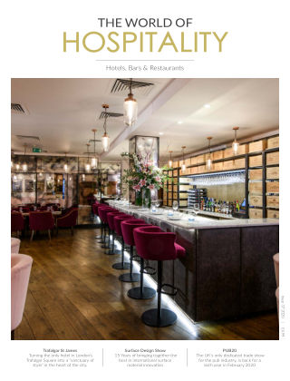 The World of Hospitality Issue 37