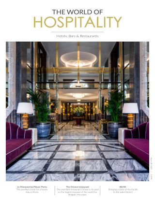 The World of Hospitality Issue 38
