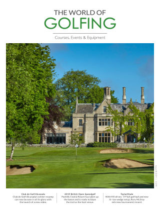 The World of Golfing Issue 08