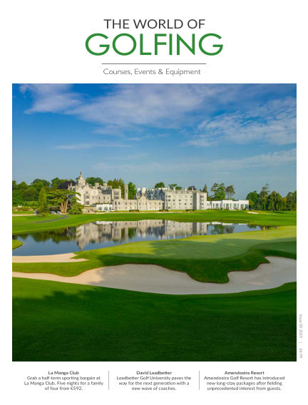 The World of Golfing October 01, 2019 00:00
