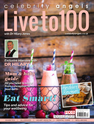 Live to 100 with Doctor Hillary Jones Summer 2017