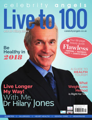 Live to 100 with Doctor Hillary Jones Spring 2018
