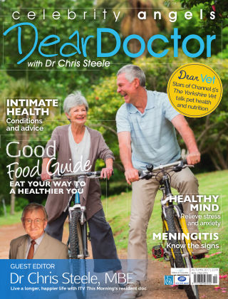 Dear Doctor with Doctor Chris Steele Autumn 2017