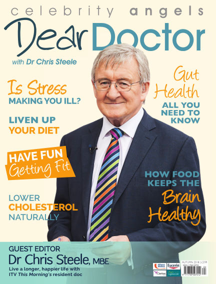 Dear Doctor with Doctor Chris Steele August 09, 2018 00:00