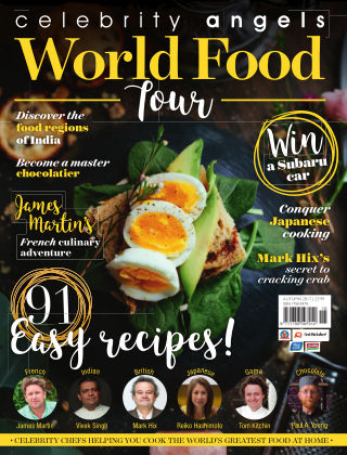 World Food Tour Autumn 2017