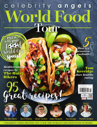 World Food Tour Volume 1 2018