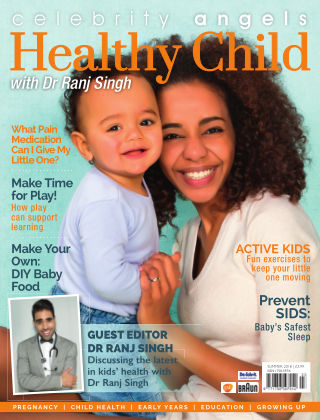 Healthy Child with Dr Ranj Singh 01