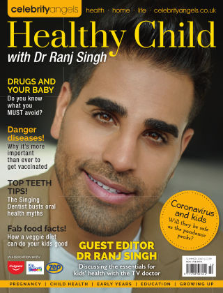 Healthy Child with Dr Ranj Singh Summer 2020