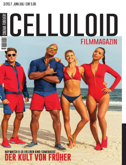 celluloid FILMMAGAZIN May 20, 2017 00:00