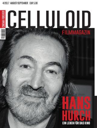 celluloid FILMMAGAZIN 04/2017
