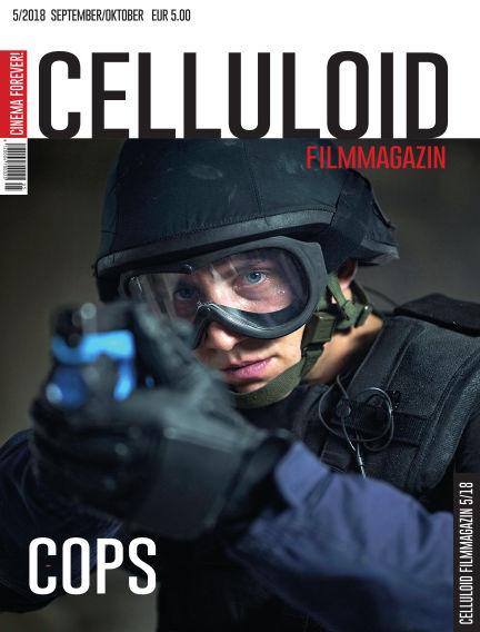 celluloid FILMMAGAZIN August 31, 2018 00:00