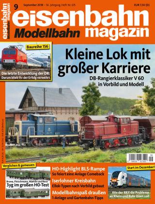 eisenbahn magazin 09_2018