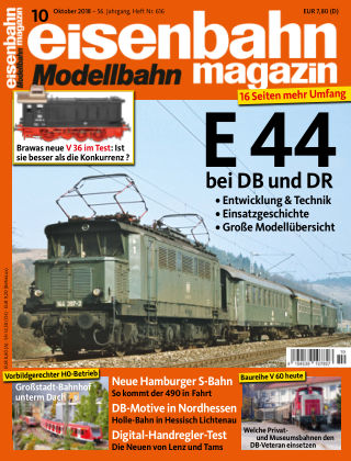 eisenbahn magazin 10_2018
