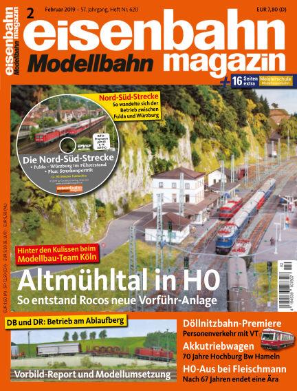 eisenbahn magazin January 11, 2019 00:00