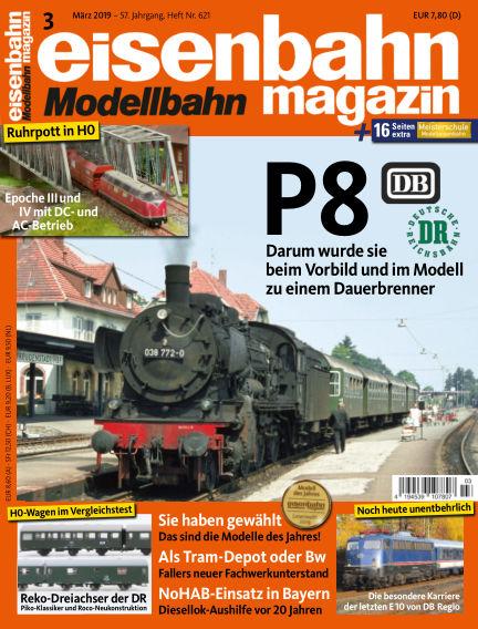 eisenbahn magazin February 14, 2019 00:00