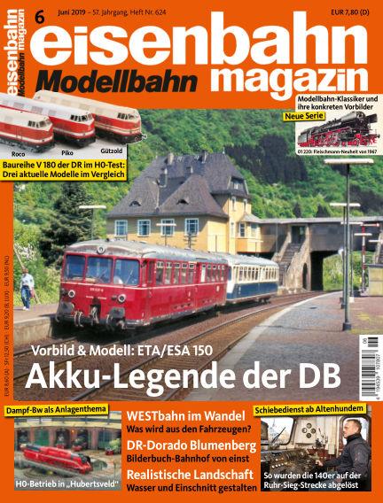 eisenbahn magazin May 16, 2019 00:00