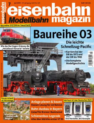 eisenbahn magazin 07_2019
