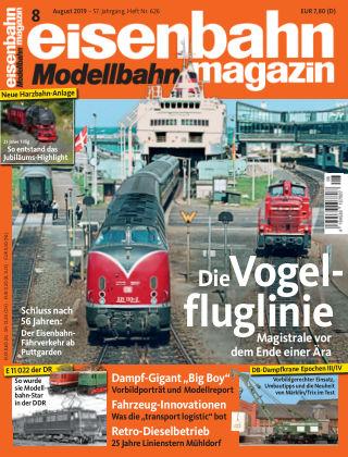 eisenbahn magazin 08_2019