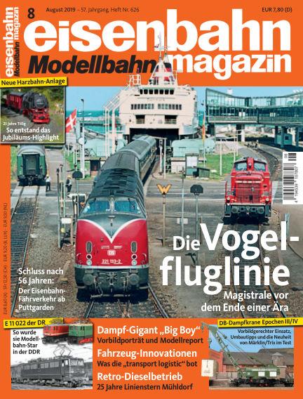 eisenbahn magazin July 11, 2019 00:00