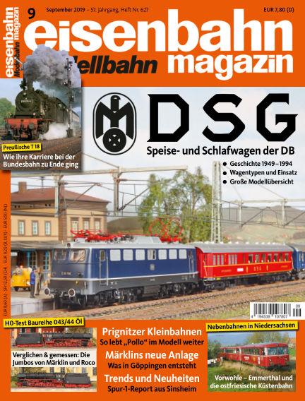 eisenbahn magazin August 16, 2019 00:00