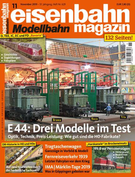 eisenbahn magazin October 17, 2019 00:00