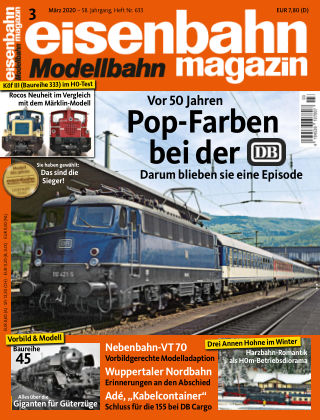eisenbahn magazin 03_2020