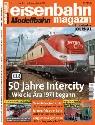 eisenbahn magazin 01_2021