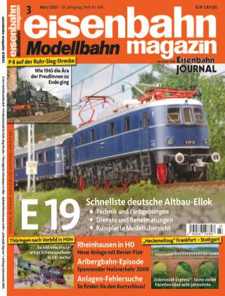 eisenbahn magazin 03_2021